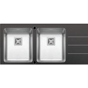 سینک ظرفشویی مدل CRYSTAL 116.51 2B1D