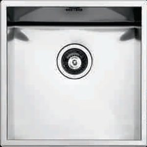 SinkAP UR0 1B 40 Steel